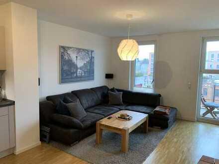 3-Zimmer, EBK, Neubau-Wohnung mit Balkon perfekt für Familien