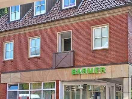 Modernisierte 2-Zimmer-Wohnung mit Balkon und EBK in Meppen