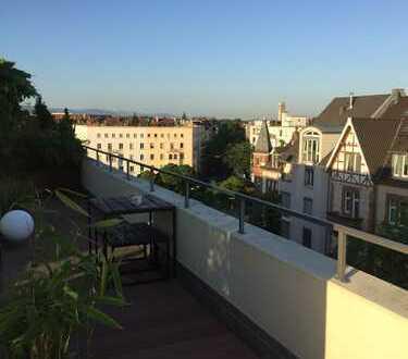 Exklusive Penthouse-Wohnung mit 360-Grad-Traumblick