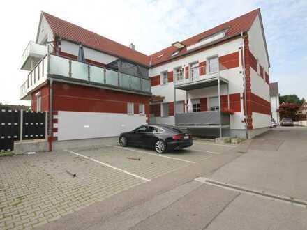 Katip   RESERVIERT - gehobene 3-ZKB Wohnung in bester Lage von Aystetten *mit Küche und Stellplätze