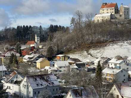 Wohnen auf Zeit - Voll ausgestattete 3 Zimmer Wohnung für 1-2 Personen in Waldburg ab Euro 350/Woche