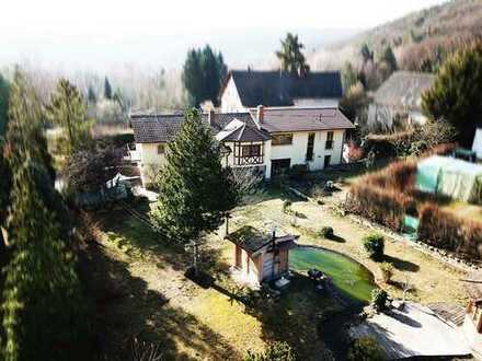 Zweifamilienhaus auf großzügigem Grundstück in Wachenheim - Nur 2 km von Bad Dürkheim entfernt
