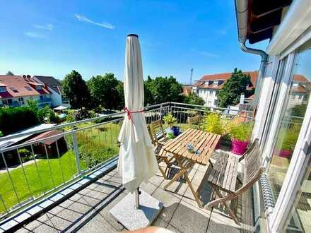 Hochwertige 4-5 ZKB-Mais.Whg. mit Balkonen in MA-Seckenheim