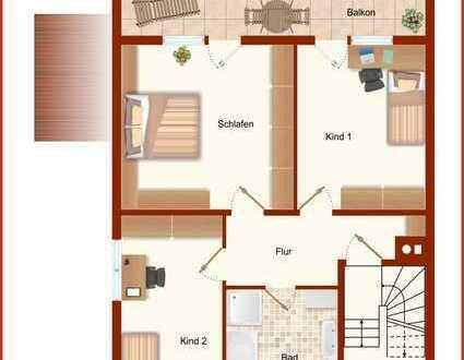 +++Modernisierte Maisonettewohnung mit Terrasse+Balkon-vermietet oder für Eigennutzer-ERBPACHT+++