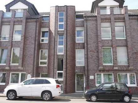 Helle 3-Zimmer-Wohnung mit Garage in Mönchengladbach-Venn