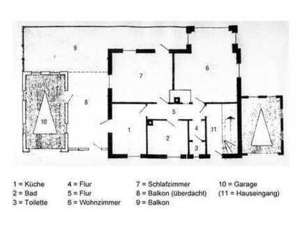 2-Zimmer-EG-Wohnung in Weil im Schönbuch