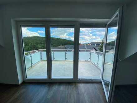 Neuwertige 4-Zimmer-Wohnung mit sonnigem Balkon in Amberg