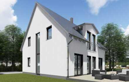 """BAHNANSCHLUSS !! Unser Einfamilienhaus """"New Classic 125"""" in Diedorf - Anhausen !! Zugreifen !!"""