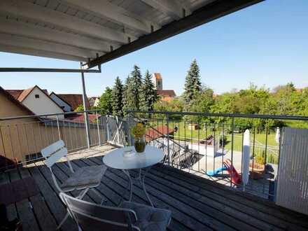 Mega-Wohnung 4,5 Zi.-Maisonette in 2-Fam.-Haus, Ofterdingen