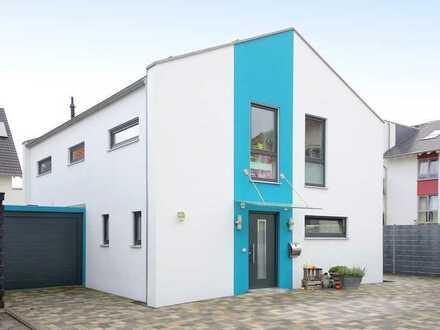 *Modernes Einfamilienhaus -Neubauzustand - Energiesparbauweise **