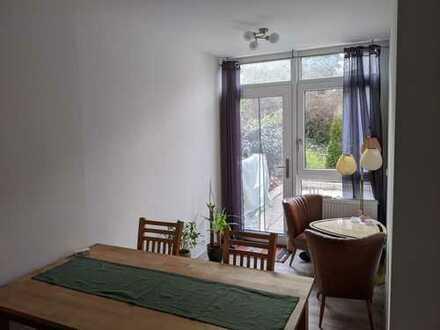 Schöne 3-Zimmer-Erdgeschosswohnung mit Terrasse und Küche in Biberach an der Riß