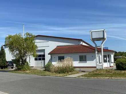 Gewerbeimmobilie in direkter Lage zu Oldenburg
