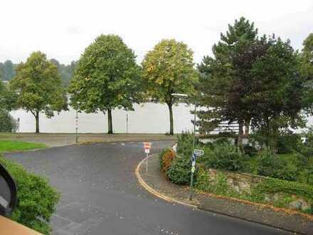 Wohnung mit Blick auf den Schlosspark und Rhein