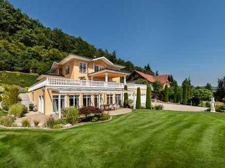 Mediterrane Villa mit Wellness und Park*** barrierefrei*** Für höchste Ansprüche***