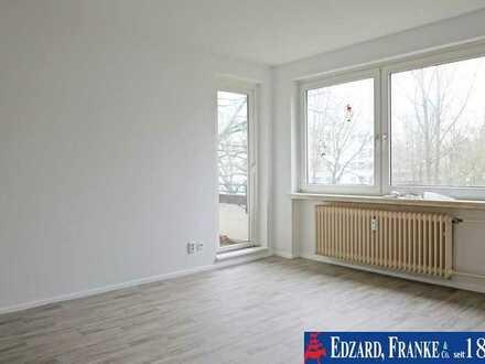 Gepflegte 3-Zimmer Wohnung mit Balkon in Delmenhorst Deichhorst