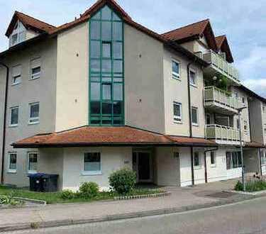 Exklusive, gepflegte 2-Zimmer-Wohnung mit Balkon und Einbauküche in Deizisau
