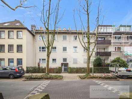 Gepflegte 3 Raum Wohnung mit Balkon in Essen-Altenessen