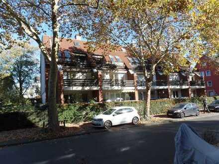 -- OSSENDORF --modernisierte 3-Zi-Wohnung mit Balkon -- bitte auch SONSTIGES lesen