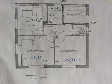 Schöne, geräumige zwei Zimmer Wohnung in Ingolstadt-Mailing