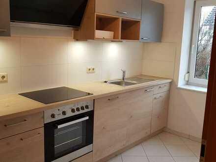 Schöne 2-Zimmer-Wohnung mit Terrasse und Einbauküche in Heubach