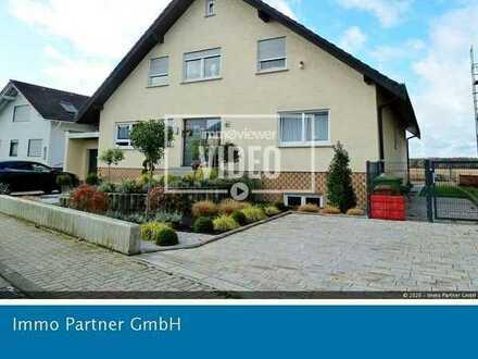 3 Raumwohnung mit Einbauküche und Stellplatz in Sondernheim