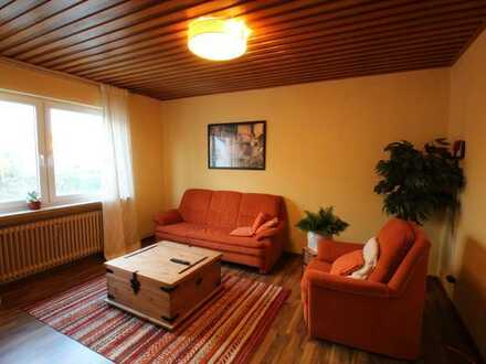 Sofort frei! 2-Zimmer-Wohnung mit Einbauküche und modernem Badezimmer
