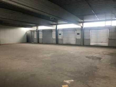 Lagerhalle / Logistikfläche