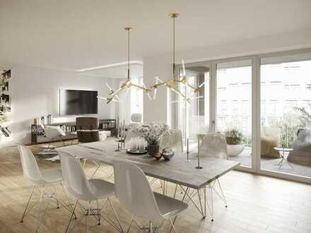 + NEUBAU + 4 Zimmer + FamilienOASE + West-Balkon + Fußbodenheizung + Echtholzparkett +