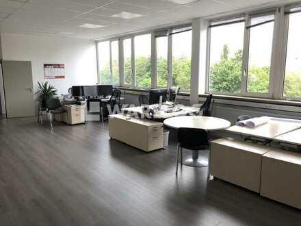 Neuwertige Büroflächen unweit der A8 zu vermieten - PROVISIONSFREI!