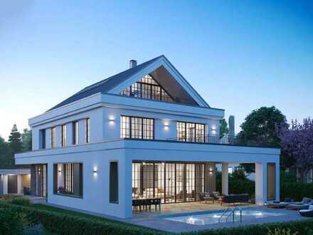 Außergewöhnliches Grundstück für großzügiges Einfamilienhaus direkt an der Isar
