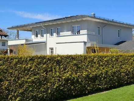 Luxus pur auf einer Ebene in anspruchsvoller Terrassenwohnung