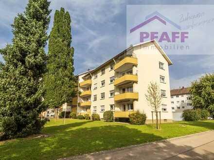 Zuhause ankommen - moderne 3,5 Zimmer-Wohnung mit Balkon und Garage im Singener Süden, frei ab 04/22