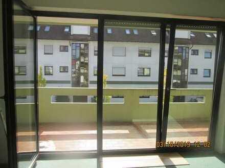 Neu renovierte 1-Zimmer-Wohnung mit Balkon in Jockgrim