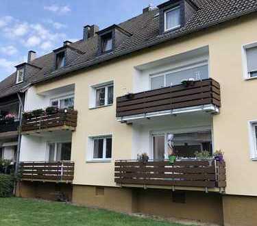 Ruhig gelegene Dachgeschosswohnung! Modernisiert!