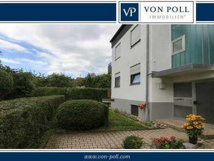 Großzügige 2-Zimmer-Wohnung mit Balkon in ruhiger Lage