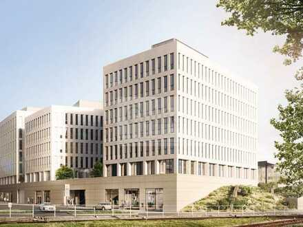 "Neubauprojekt ""KA DREI"" in Karlsruhe - Gewerbefläche 114m²"