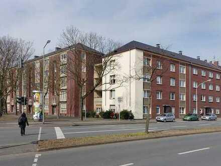 3,5 Raum - gute Aufteilung - großer Gemeinschaftsgarten!
