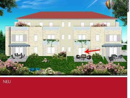 Klein aber Fein - Erdgeschosswohnung /Neubau