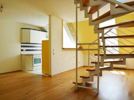 Helle Maisonette-Wohnung in ruhiger Lage in Bad Dürkheim
