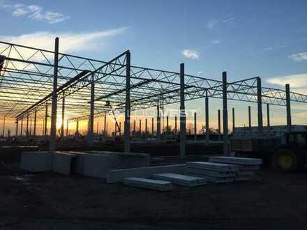Provisionsfrei ! Projektierter Neubau einer Lager-und Logistikhalle an der A 9