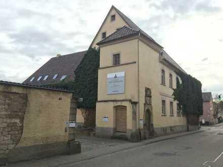 """Grundstück """"Altes Rentamt"""" in Sulzfeld"""