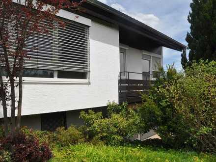 Erstbezug nach Komplettsanierung! RUHE Pur - Einfamilienhaus im Wohngebiet Mittelrain