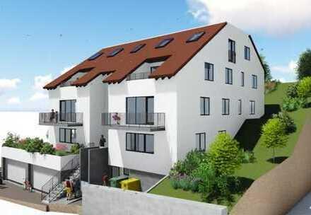 Grundstück in Stuttgart-Ostfildern, 8-Familien Haus genehmigt