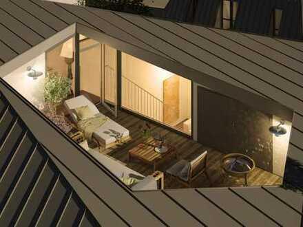Top-Penthouse mit unverbaubarem Blick - NEUBAU ERSTBEZUG!