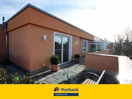 !!! ÜBER DEN DÄCHERN VON SENDLING !!! Exklusives Penthouse mit sonniger Dachterrasse am Westpark !!!