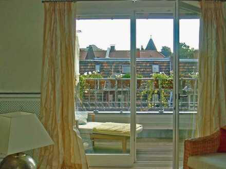Traumhafte Dachgeschoss-Wohnung