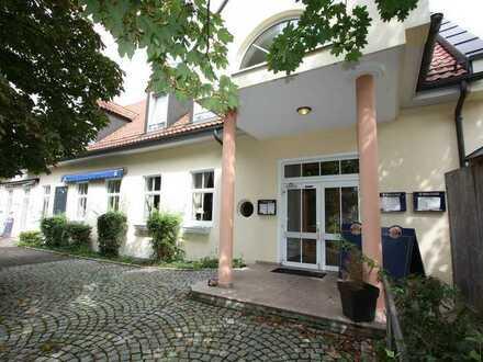 Gaststätte mit Betriebsleiterwohnung und Pensionszimmern in Sigmertshausen - ERBPACHT!