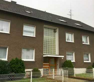 3-Raum Wohnung mit Gäste-WC, gepflegte Wohngegend in Dortmund-Lüdo
