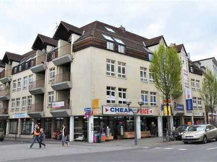 Zentral gelegene Büro- / Praxisfläche in der Hanauer Innenstadt.