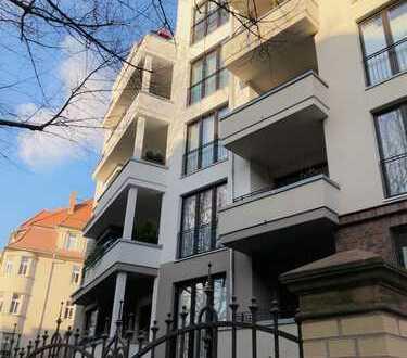 Wohnpark im Paulusviertel: Helle 4-Zimmer Wohnung mit Balkon, Lift, Stellplatz